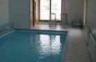 Bazén uvnitř vily
